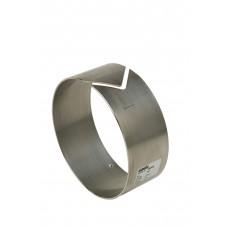 Муфтовое кольцо жесткости straub-pg для ПЭ/ПП труб