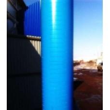 Фильтр для скважины щелевой ПВХ