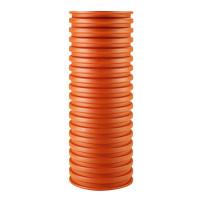 Гофрированная труба для колодцев ПВХ (Wavin)