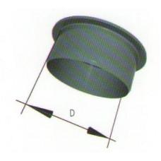 Заглушка ПП для внутренней канализации