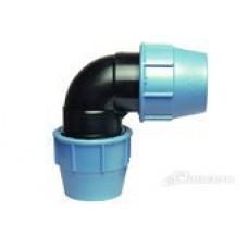 Отвод трубы компрессионный