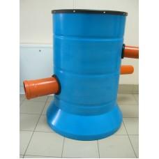 Основания колодцев безлотковые диаметрами 315 или 630