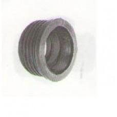 Переход с пластика на чугун (с резиновой манжетой)