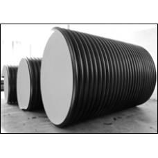 Шахтная труба ПНД для канализационного колодца