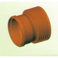 K2-kan politron. Адаптер на трубу