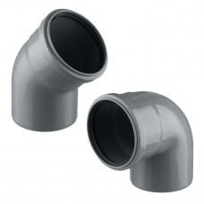 Отводы для внутренней канализации