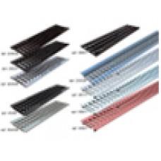 Решетка к бетонным и пластиковым каналам (универсальная)
