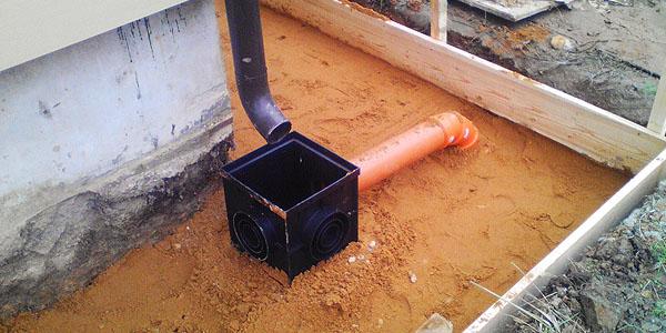 Дождеприемник из бетона раствор строительный цементный характеристики